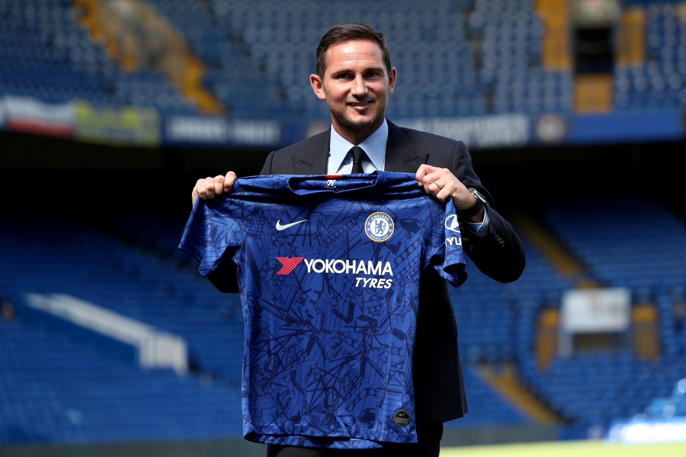 Frank Lampard Plays Down Trophy Laden Playing Career To Focus On Chelsea Job Carrick Herald