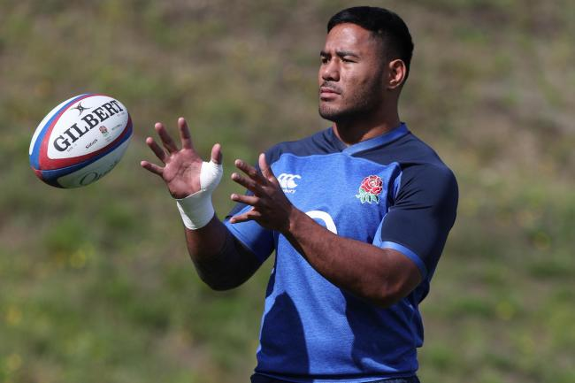 Manu Tuilagi hid the groin injury which has hampered his career