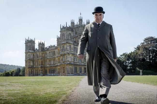 Jim Carter stars as Charles Carson Downton Abbey (Jaap Buitendijk/Focus Features)