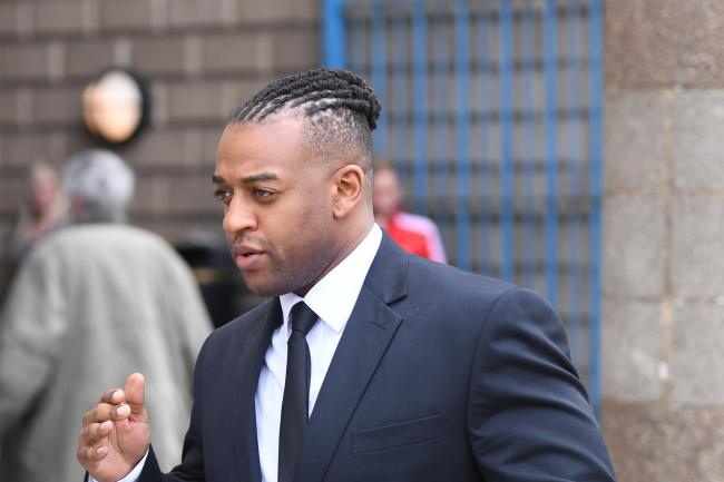 Former JLS singer Oritse Williams