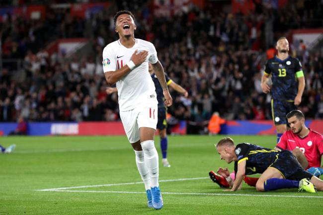 England took a huge step towards Euro 2020 qualification with a 5-3 win over Kosovo