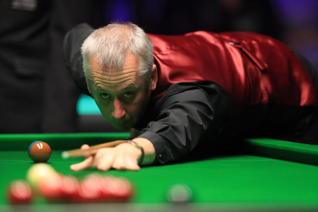 Nigel Bond defeated world champion Judd Trump in York