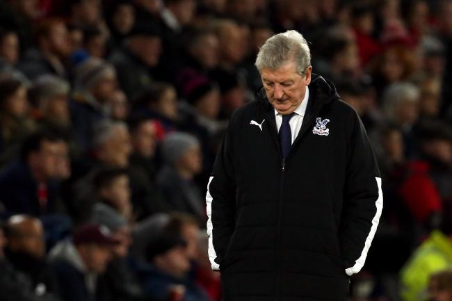 Crystal Palace manager Roy Hodgson achieved a 3-2 win at Manchester City last season