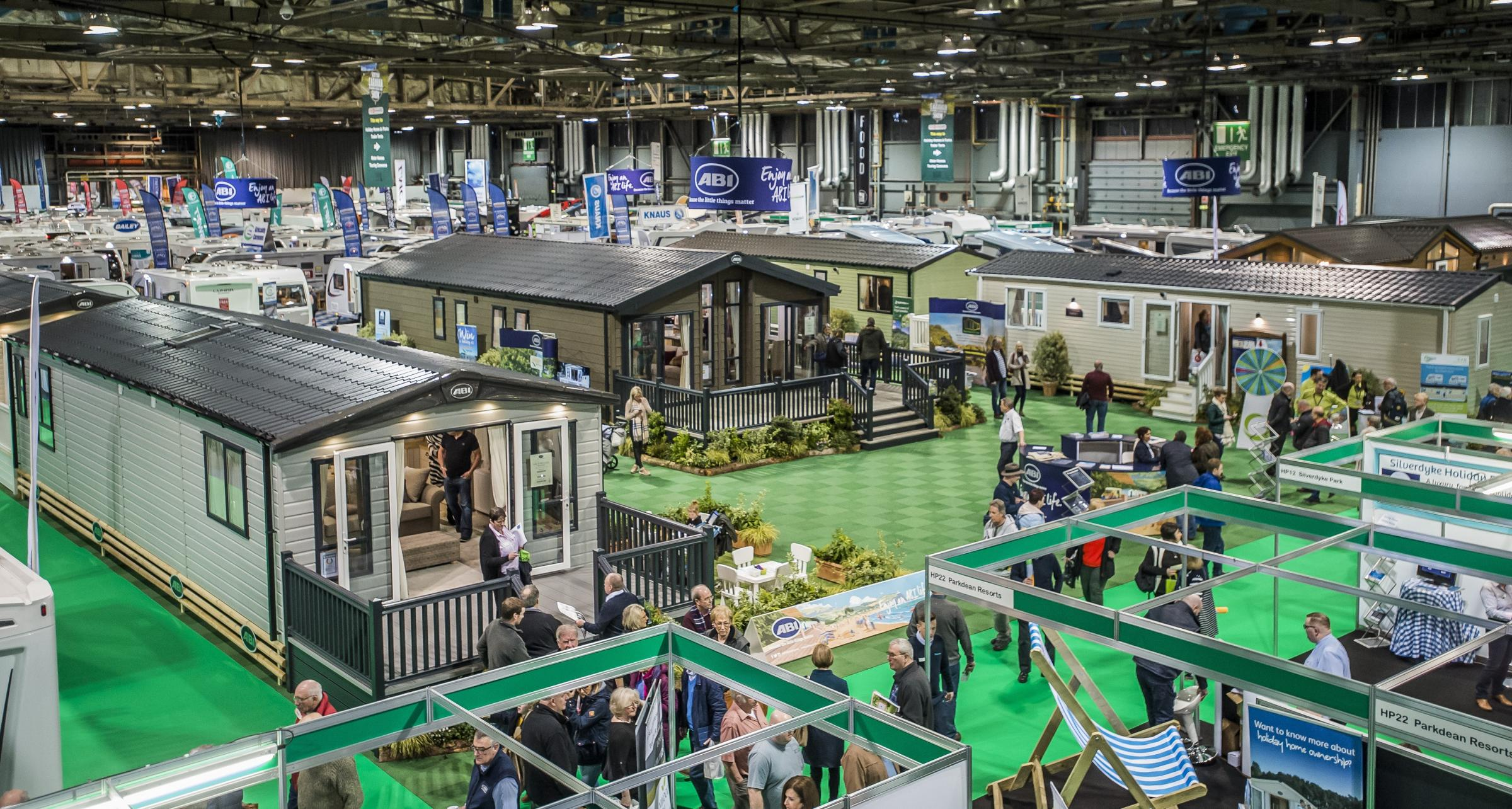 Plan your next family trip at The Scottish Caravan, Motorhome & Holiday Home Show