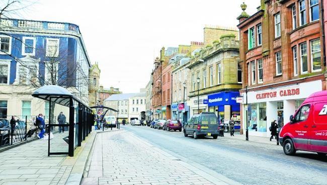 Academic research for the regeneration of Ayr Town Centre