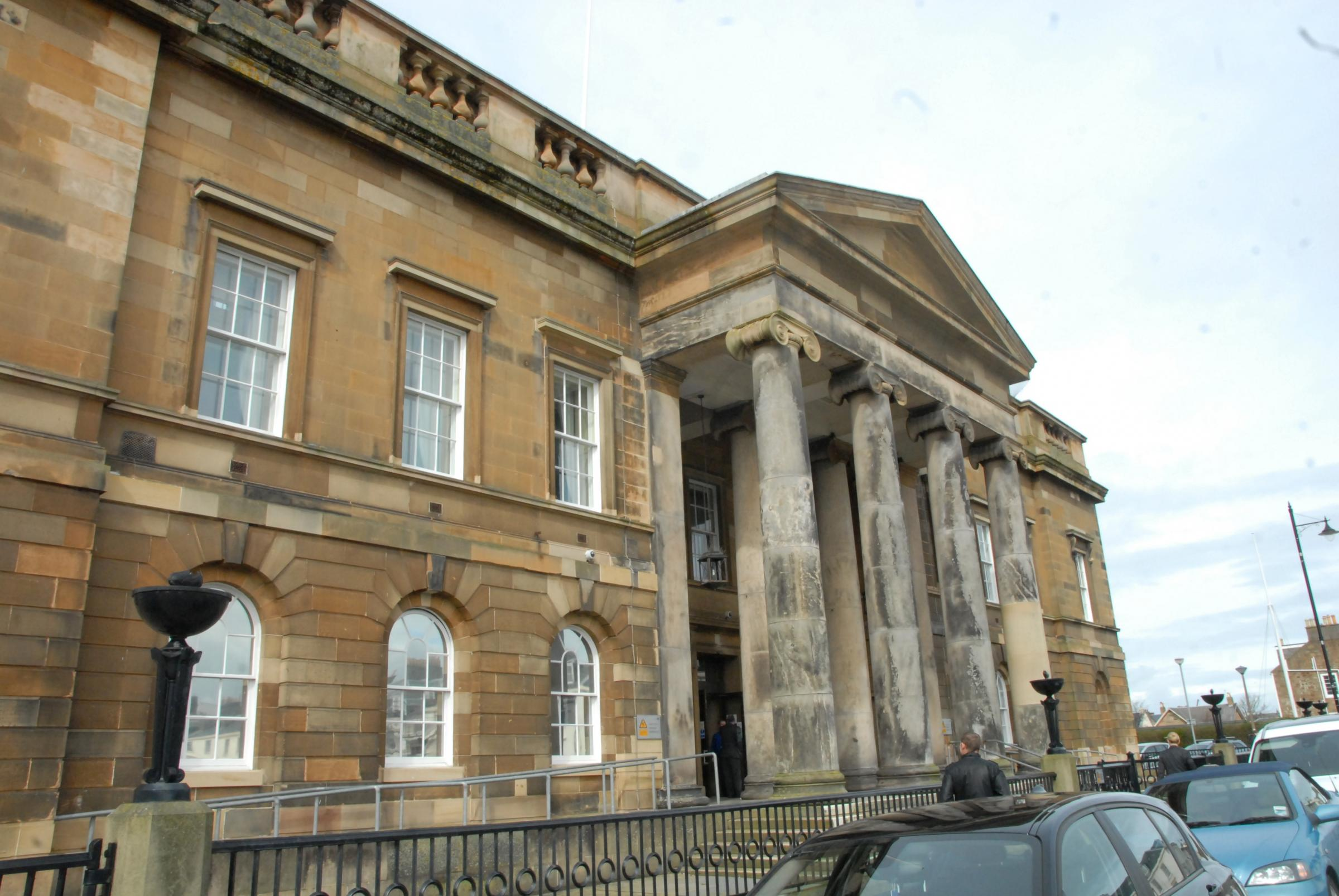Ayr man gets six months for police assault