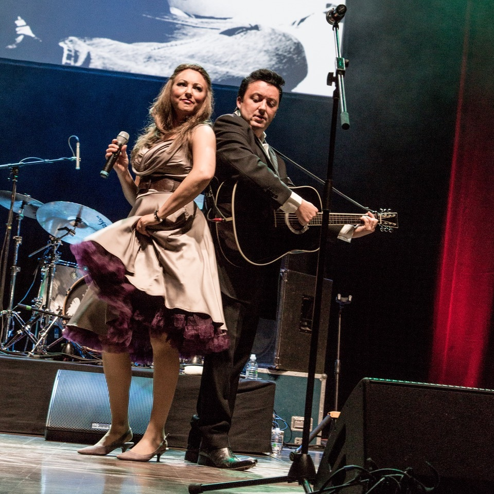 COUNTRY CLASS:  The Johnny Cash Roadshow is coming to the Gaiety Theatre.