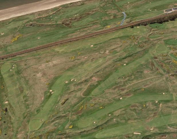 TOP COURSE: Golf tourism if booming in Ayrshire, with Dundonald Links hosting the Scottish Open last week.