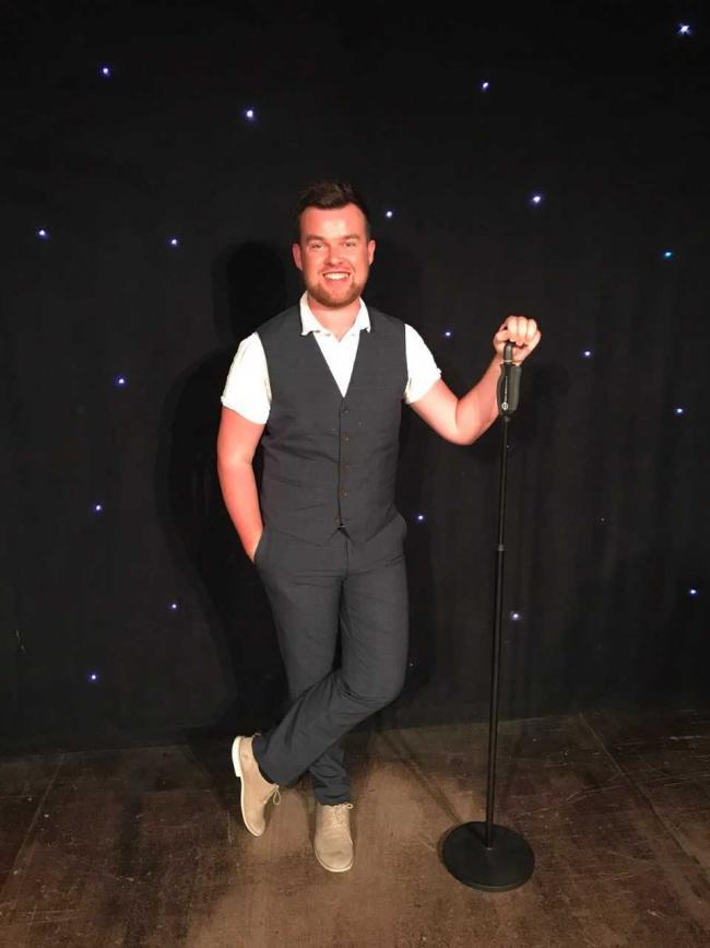SOLO SHOW: Scott Watson is appearing at the Gaiety.
