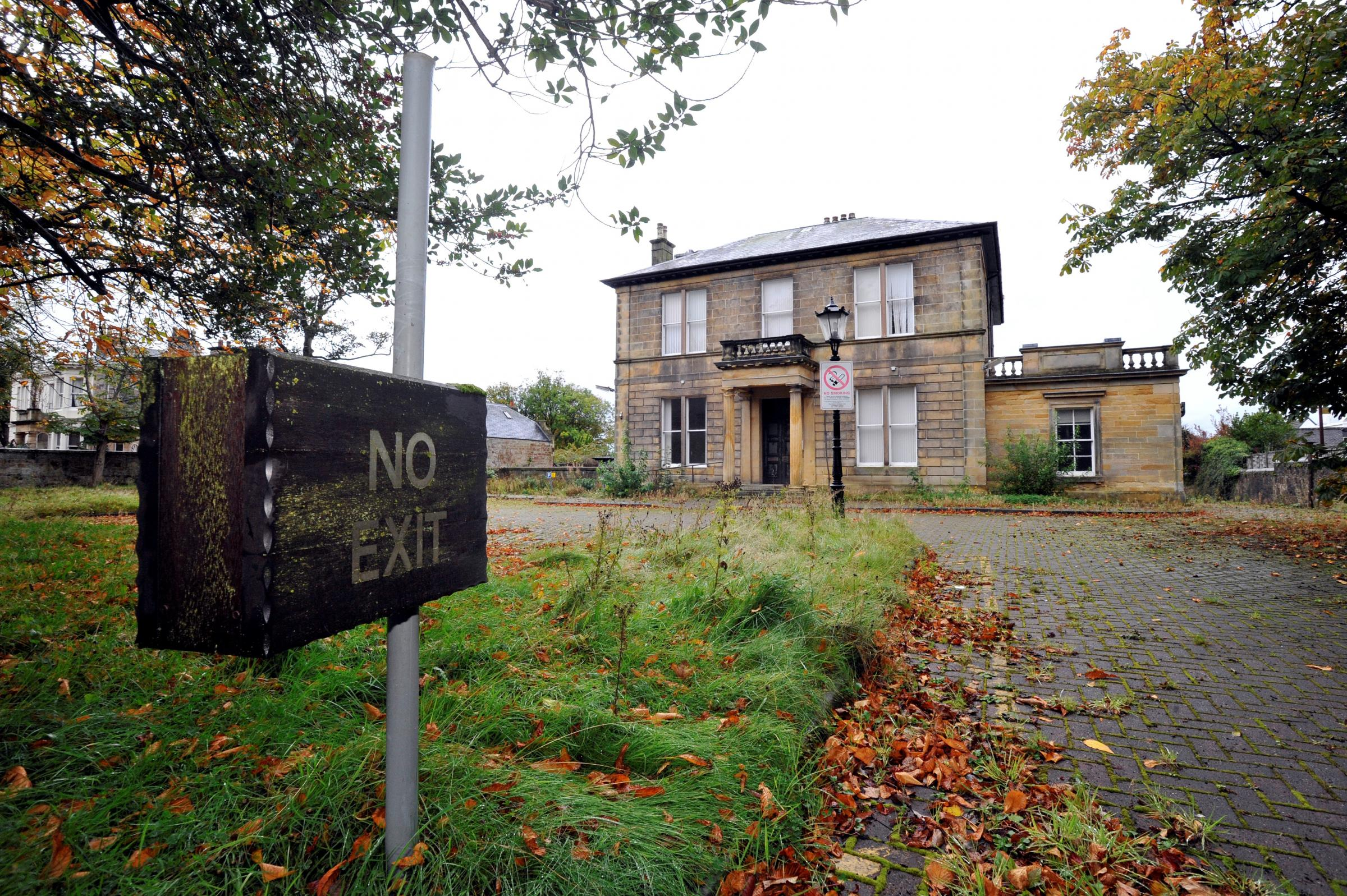 'We want to bring Strathdoon House back to life' plea