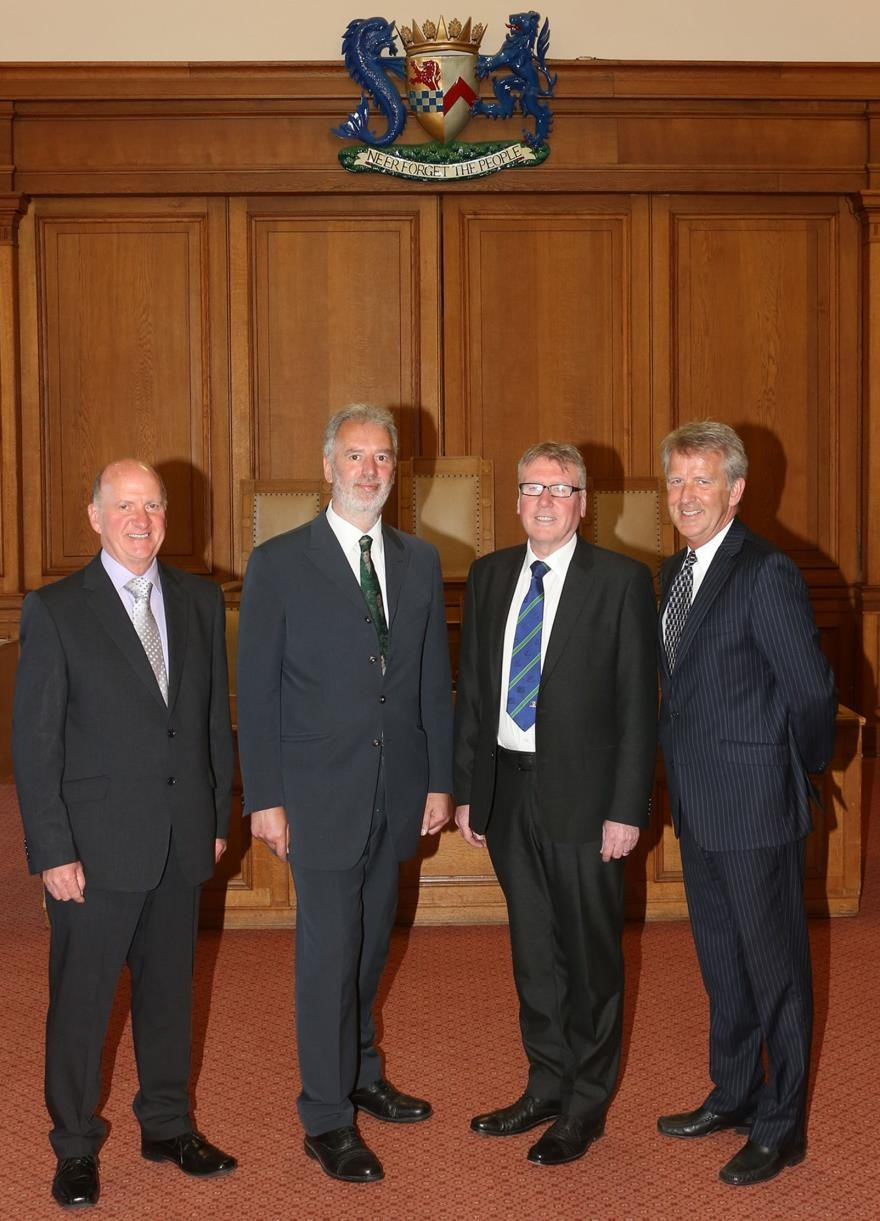 Councillors commit to 'thriving economy' in Ayrshire