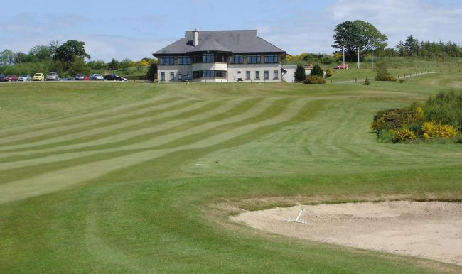 CLOSING DOWN: Brunston Castle Golf Club has closed its doors.