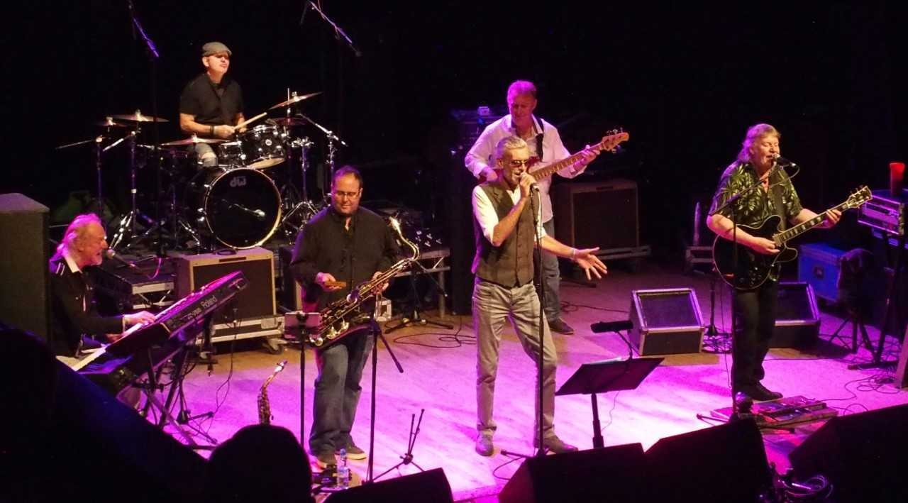 FESTIVAL WEEKEND: The Climax Blues Band,.