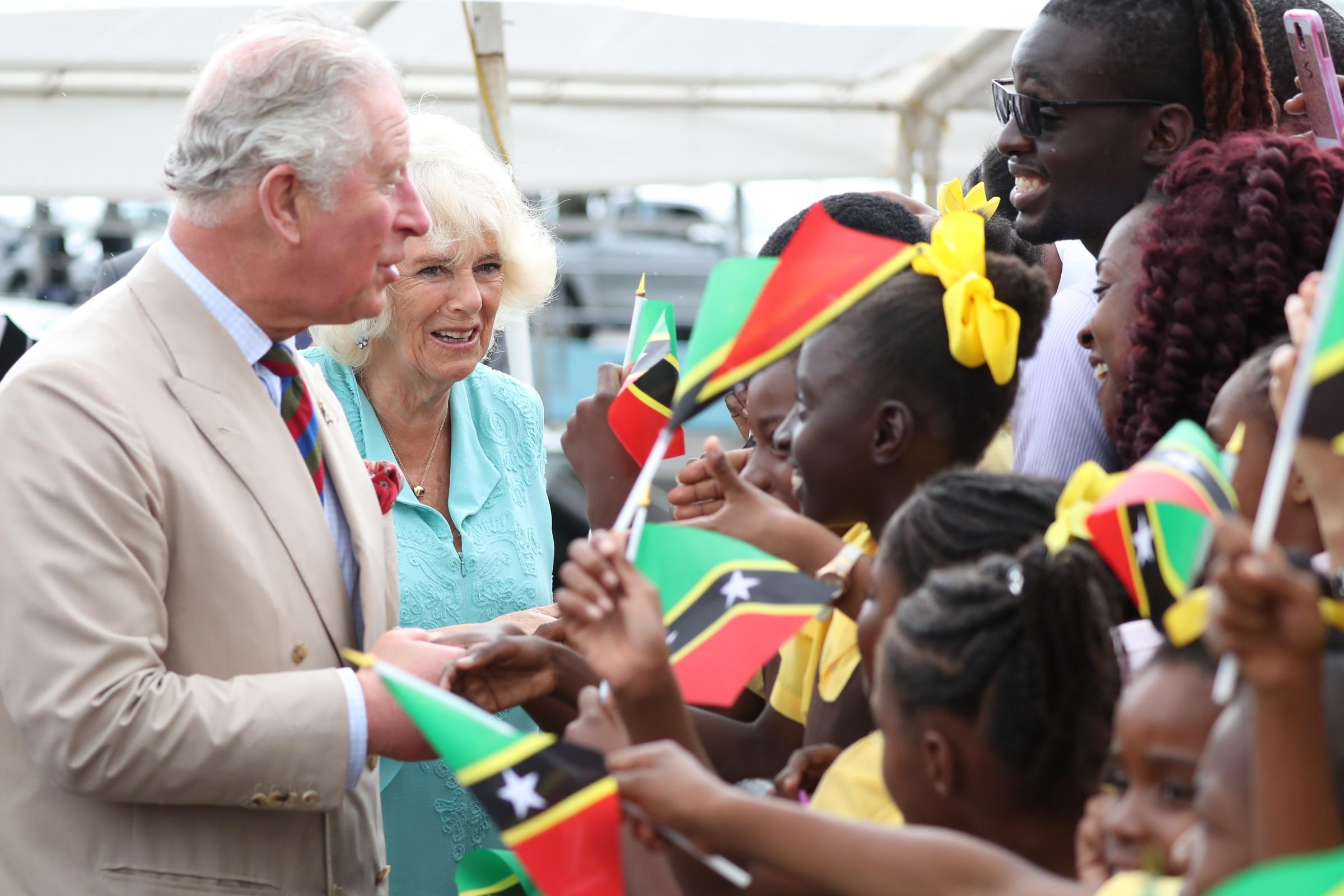 Royal tour of the Caribbean – Day 5