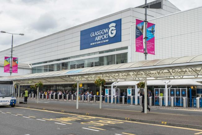 Passengers will be able to travel from Glasgow Airport without having to quarantine on their return