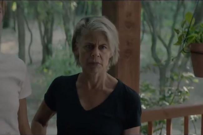 Arnie and Linda Hamilton reunited in trailer for Terminator