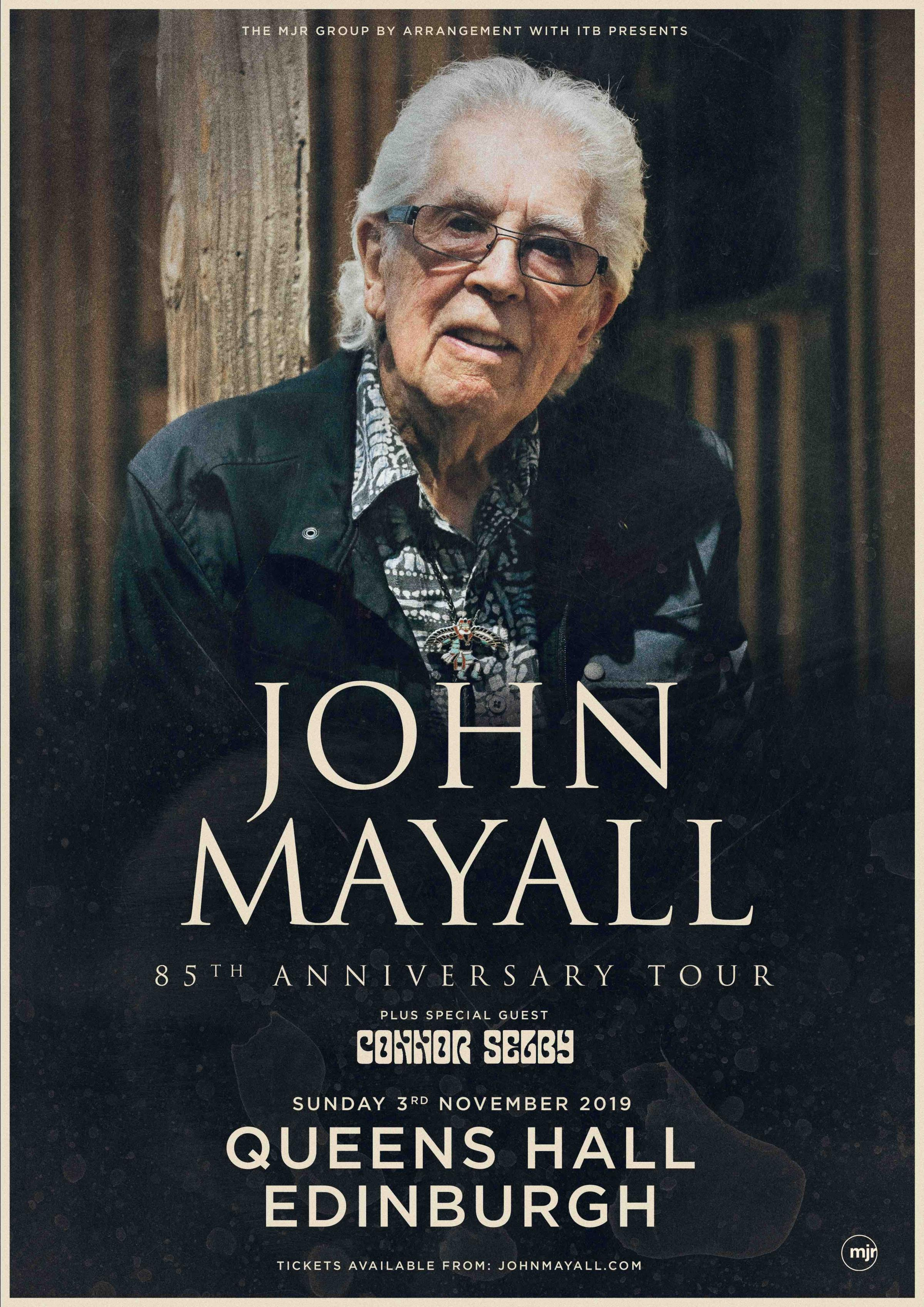 John Mayall's 85th Anniversary Tour